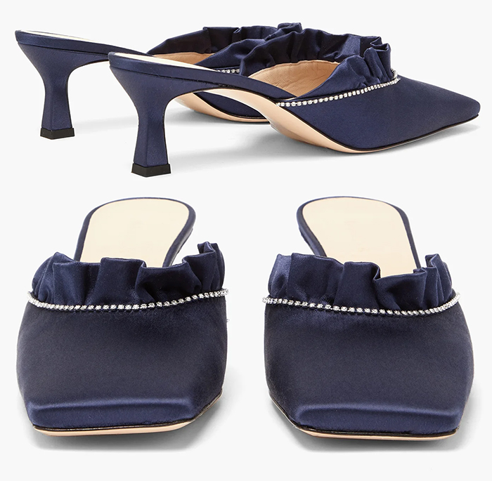 Navy Low Heel Shoes 2021. Winter Mother of the Bride Navy Shoes 2021. Navy shoes for Mother of the Bride 2021. Navy Mother of the Bride Shoes 2021. Navy Low Heel Court Shoes 2021. How to wear Classic Blue. Mother of the Groom Shoes 2021.