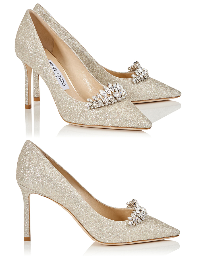 Jimmy Choo Champagne Gold Shoes 2020. Champagne Gold Mother of the Bride Shoes 2020. Jimmy Choo Mother of the Bride Shoes 2020. Autumn Wedding Mother of the Bride Outfits 2020. Best shoes for Mother of the Bride 2020. Gold Medium Heel Mother of the Bride Shoes 2020.