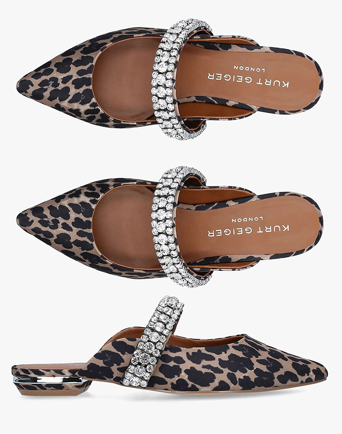 Animal Print Flat Shoes. Best flat shoes for spring 2020. Leopards Print Shoes for Spring 2020. How to wear Animal Print, Animal print outfit ideas. Animal Print Outfits 2019.