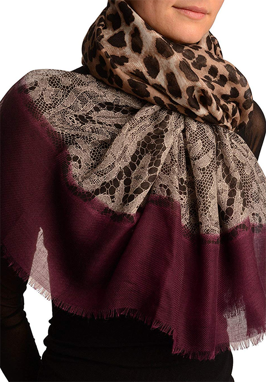 How to wear Leopard Print. Leopard Print Scarfs. Leopard Print Clothes. What to wear with Leopard Print. Cheap Leopard Print accessories. Autumn Winter Fashion Trends. Leopard Animal Print Scarf.