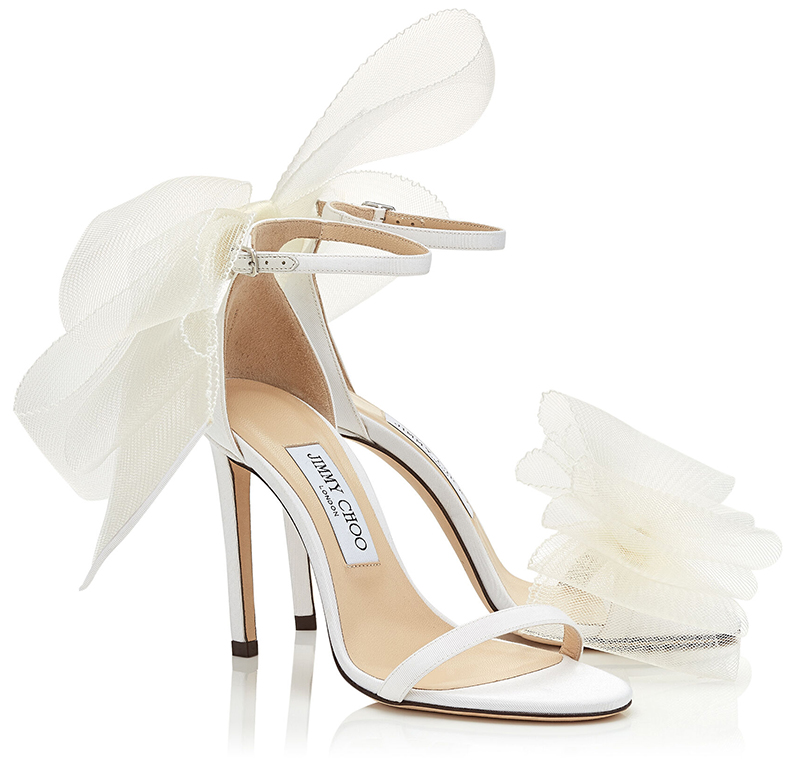 Jimmy Choo White Bridal Shoes 2020. White City Wedding Bridal Shoes 2020. High Heel Bridal Shoes 2020. Jimmy Choo Aveline Shoes. Designer Bridal shoes for Spring Summer 2021. Best Designer Bridal Shoes. Luxury Wedding Shoes. Luxury Bridal Shoes for Spring Summer 2021.