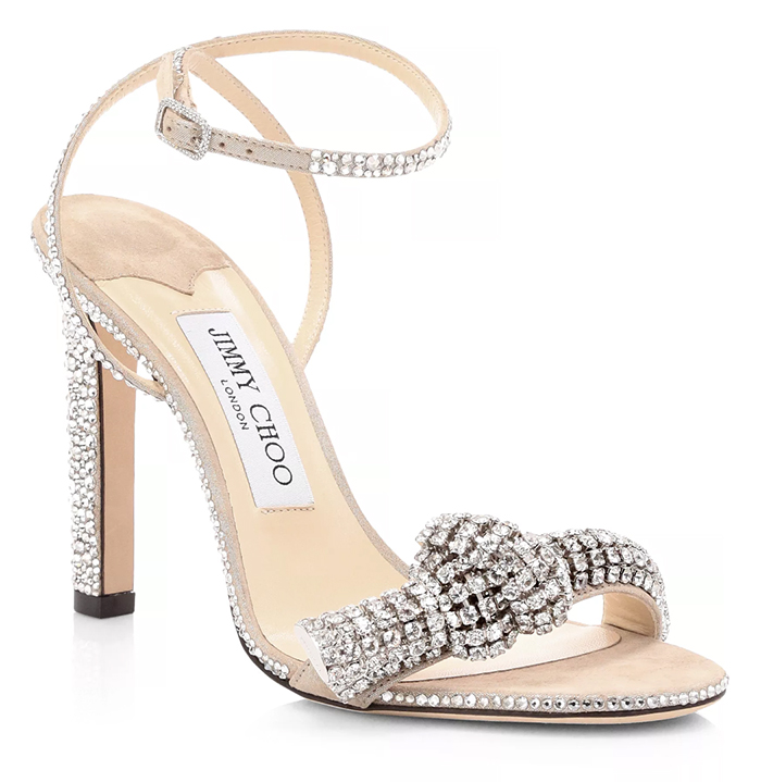 Jimmy Choo Crystal Shoes 2020. Jimmy Choo Designer Shoes 2020. Jimmy Choo Bridal Shoes 2020. High Heel Bridal Shoes 2020. Jimmy Choo Thyra Shoes 2020. Bridal shoes with Crystals 2020. Best Designer Bridal Shoes 2020. Luxury Wedding Shoes 2020. Luxury Bridal Shoes 2020.
