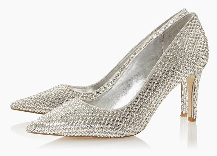 Dune Silver Crystal Bridesmaids Shoes 2020. Dune Mother of the Bride Shoes 2020. Crystal Bridesmaids Shoes 2020. Bridesmaids shoes for City Weddings 2020. Dune Bridesmaids Shoes 2020. Shoes with Crystals 2020. Crystal Bridesmaids Shoes 2020. Best Bridesmaids Shoes 2020.