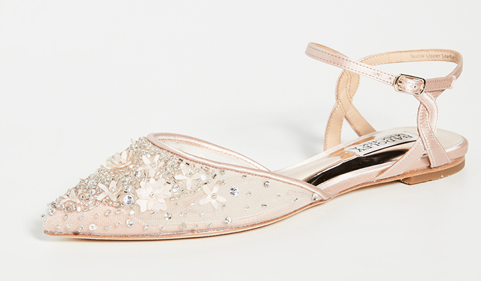 Badgley Mischka Flat Bridesmaids Shoes 2020. Country Wedding Bridesmaids Shoes 2019. Flat Bridal Shoes 2020. Badgley Mischka Bridesmaids Shoes Summer 2020. Best Shoes for Bridesmaids 2020. Flat Heel Bridesmaids Shoes 2020.