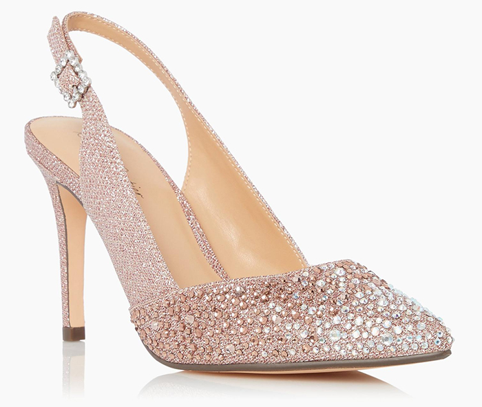 Bridesmaids Shoes under £100.00. Rose Gold Crystal Bridesmaids Shoes 2020. Rose Gold Bridesmaids Outfits 2020. Flat Bridesmaids Shoes 2020. Spring Wedding Bridesmaids Shoes 2020. Summer Wedding Bridesmaids Shoes 2020. Best Budget Bridesmaids Shoes 2020. Bridal Shoes on a Budget