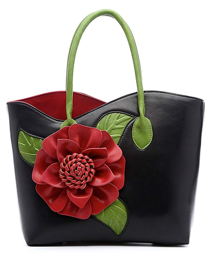 Red Rose Handbag for Kentucky Derby 2021. Outfits for the Kentucky Derby. Run for the Roses Kentucky Derby Fashion 2021. Vegan Leather Handbag 2020. What to wear with a floral dress, What to wear to a Summer wedding 2021, Kentucky Derby Oaks Party Outfits, Red Floral Fashion Accessories