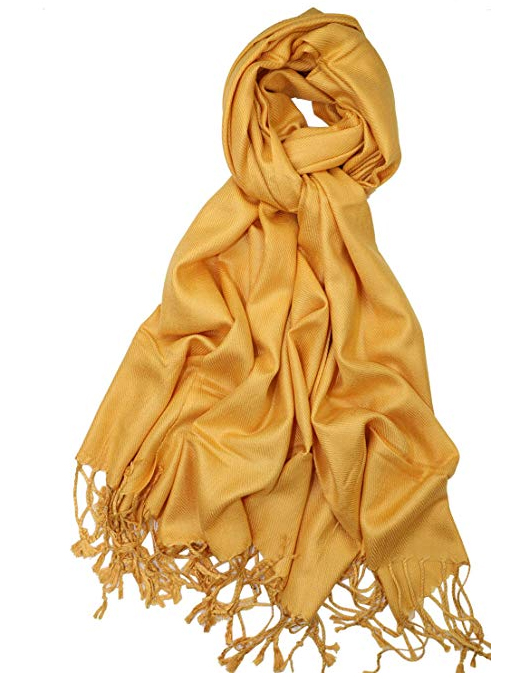Mustard Yellow Pashmina. Mustard Yellow Shawl. What to wear for a Fall wedding, outfits for Winter Wedding Guests. Autumn Mother of the Bride Outfits. Mustard Yellow Fashion Trends. Cheap Pasminas