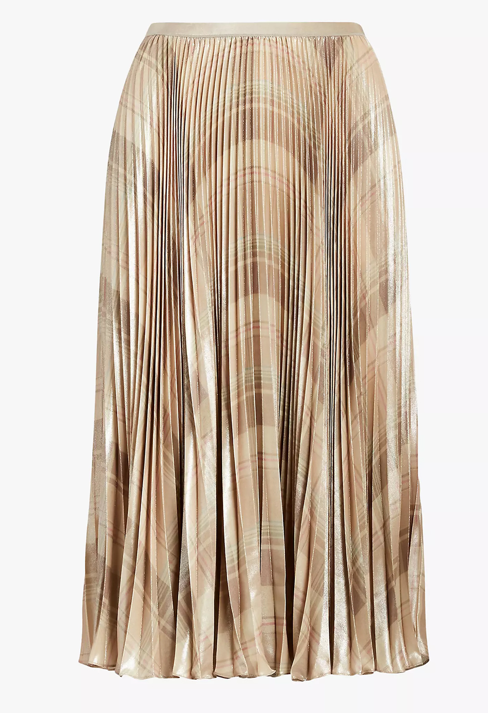 Pleated Skirt for Autumn Wedding 2021. Champagne Gold Skirt for Mother of the Bride 2021. Champagne Gold fashion ideas 2021. Metallic Pleated Skirt 2021. What to wear for an Autumn wedding 2021. Autumn Wedding Outfits 2021. What to wear to an Autumn wedding UK. Autumn Mother of the Bride Dress 2021.