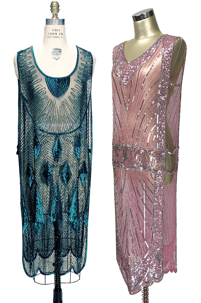 Tabard Flapper dress. The Best Flapper Dresses. Best 1920s Beaded Dress. Great Gatsby Party Dresses. New Years Eve Party Gowns. 1920s Ladies Fashion. New Years Eve 2020 Party Ideas. Tabard Art Deco Period Dresses. Flapper Dresses. What to wear to a 1920s theme party.