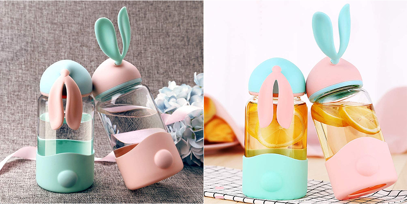 Bunny Ears Water Bottles. Christmas Gift ideas 2020. Low Price Gift Ideas 2020. Gift ideas for Sports addict 2020. Gift ideas for kids 2020. Gift ideas for Fitness addict 2020. Easter ideas for 2021. Home juice drinks bottles 2020. Fun Summer water bottles 2020.