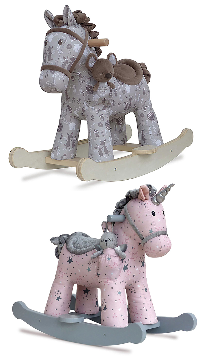 New Rocking Horses. Modern Rocking Horses. Little Bird Rocking Horse. Little Bird Rocking Unicorn. Christmas Gifts for New Borns. Rocking Horse for Christmas Gifts. Christmas Gifts for Babies 2019.