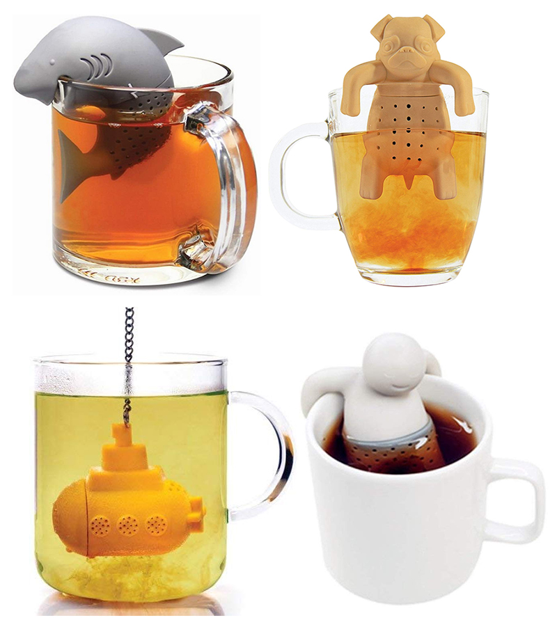 Silicone in the Mug Tea Infusers. Secret Santa Gift ideas for a Tea Lover. Secret Santa ideas for work mates 2020. Gifts for Friends 2020. Stocking Stuffers 2020. Work Mate Christmas Gift Ideas 2020. Christmas Secret Santa Gift Guide 2020.