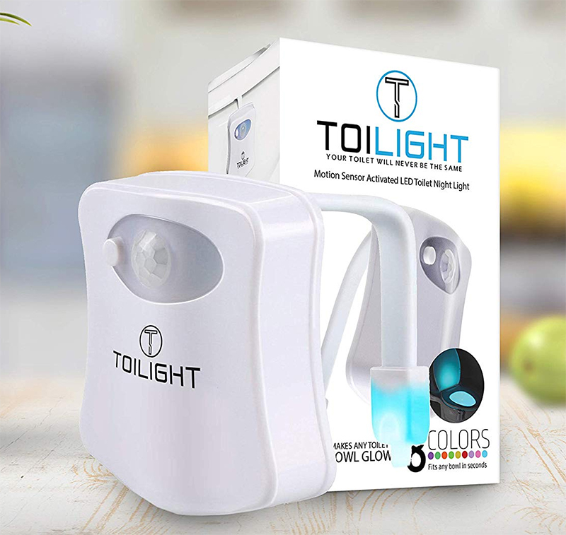 LED Toilet Night. Toilet Night Light. Unique Gift ideas for dad. Christmas Gifts for Dad 2020. Gifts for Grandad 2020. Funny Christmas Gifts for Grandad 2020.