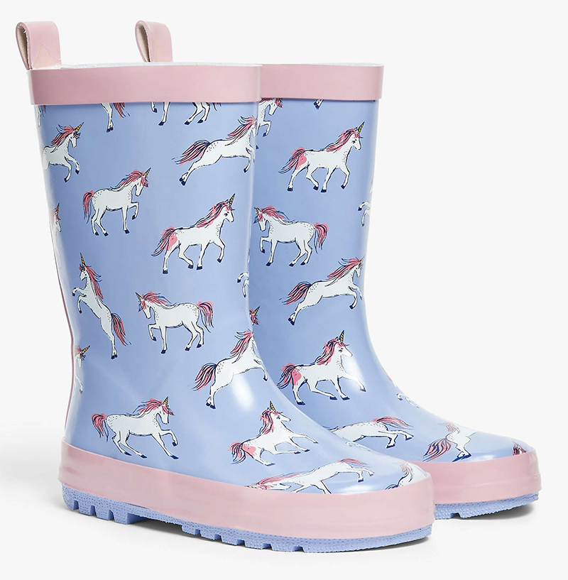 Gift ideas for young kids 2020, Gifts for Young Girls 2020, gifts for unicorn fans, Birthday Presents for Little Girls 2020, Unicorn Christmas Gift Ideas 2020, Fun wellington Boots for Kids 2020.
