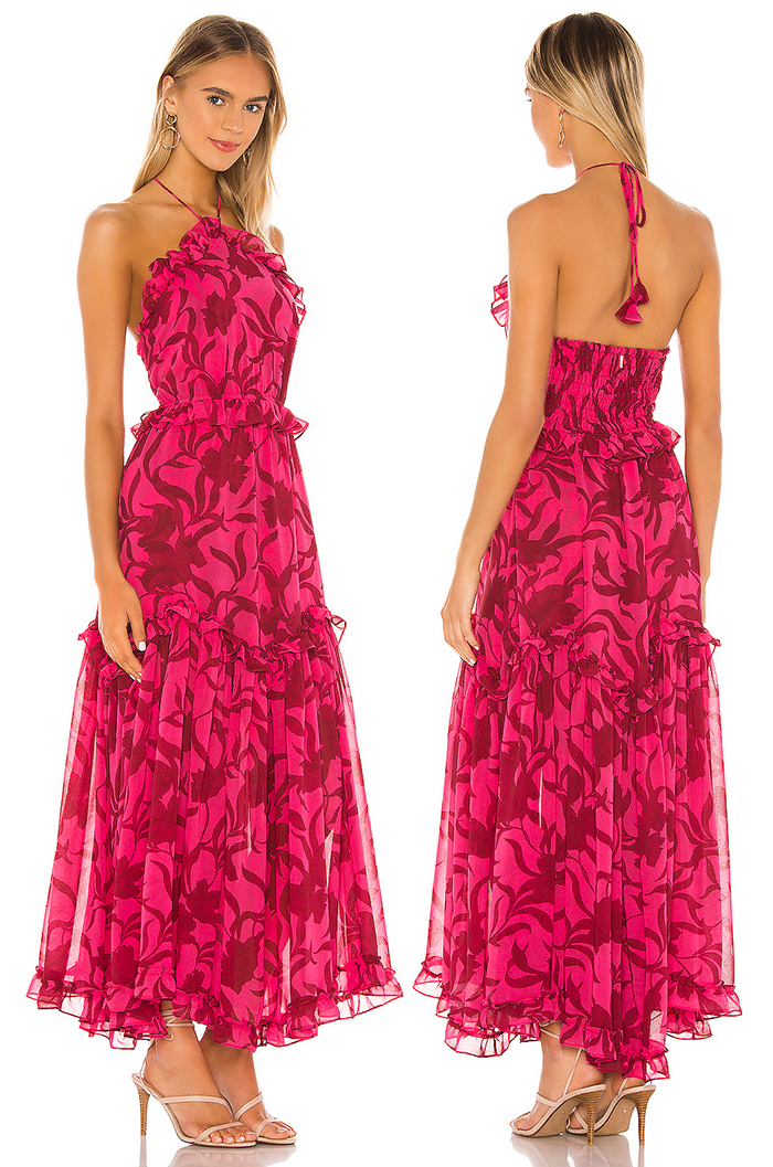 Floral outfits for the Kentucky Derby 2021. Long Dress for the Kentucky Derby 2021. What to wear for a Kentucky Derby Party 2021. Outfit ideas for the Kentucky Derby 2021. What to wear for the Kentucky Derby. Kentucky Derby Outfits 2021