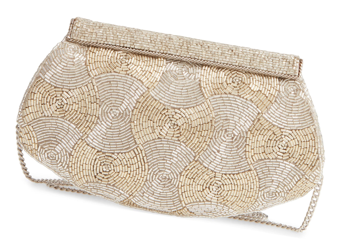 Art Deco Beaded Sequin Clutch Bag 2020. Handbags for Winter Weddings 2020. Mother of the Bride Wedding Outfits 2020. Mother of the Bride Outfits for Winter Wedding 2020. Champagne Clutch Bag 2020. Autumn Wedding Mother of the Bride Outfits 2020.