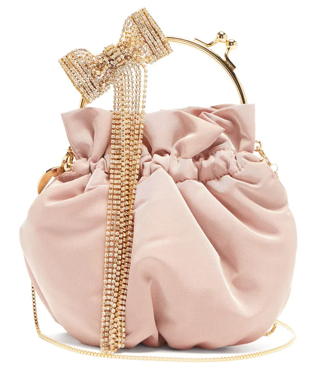 Wedding Guest Outfits 2021. Rosantica Pink Handbag 2021. Rosantica Luxury Mini Handbags 2021. Rosantica Barbie Pink Bag 2021. Baby Pink Mother of the Bride Handbags 2021. Luxury Mother of the Bride Handbags 2021. Mother of the Bride Outfits 2021. Bags for weddings 2021.