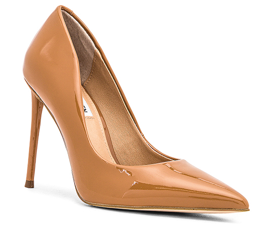 Steve Madden Nude Shoes. Dark Nude Shoes. High Heel Nude Shoes. Tan Nude Shoes. Mid Priced Nude Shoes. High Street Nude Shoes.
