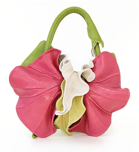 Pink Floral Hand Bag. Pink Leather Handbag. What to wear with a pink dress, What to wear to a spring wedding, Kentucky Derby Oaks Day Outfits, Mother of the Bride Outfits, Mother of the Groom outfits, Pink Fashion Accessories