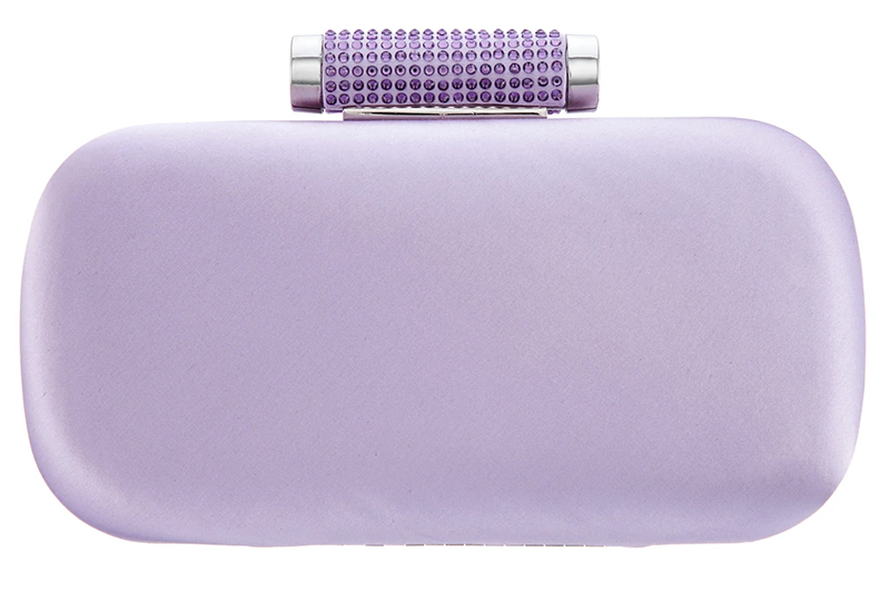 Bag to wear with Lilac Dress 2021. Lilac Clutch Bag for Mother of the Bride 2021. Lilac Clutch Bag USA. Low Price Mother of the Bride Clutch Bags. Lilac outfit ideas 2021. Lilac Bag for the Kentucky Derby 2021. Lavender Clutch Bag. Lavender Mother of the Bride Clutch Bag. Mother of the Groom Clutch Bag 2021.