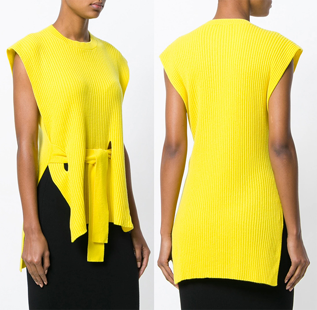 How to wear yellow 2020. Yellow Cashmere Jumper 2020. What to wear with Yellow. 100% Cashmere jumper from Cashmere in Love. Yellow Jumpers 2020. How to wear a Yellow Jumper.