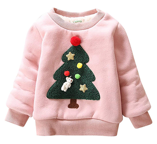 Christmas Jumpers for little girls 2019. Your First Christmas Jumper 2019. Best Christmas Jumpers. Christmas Gifts for 5 year olds 2019. Christmas Sweaters 2019. Christmas Gifts. Christmas jumpers for young kids 2019.