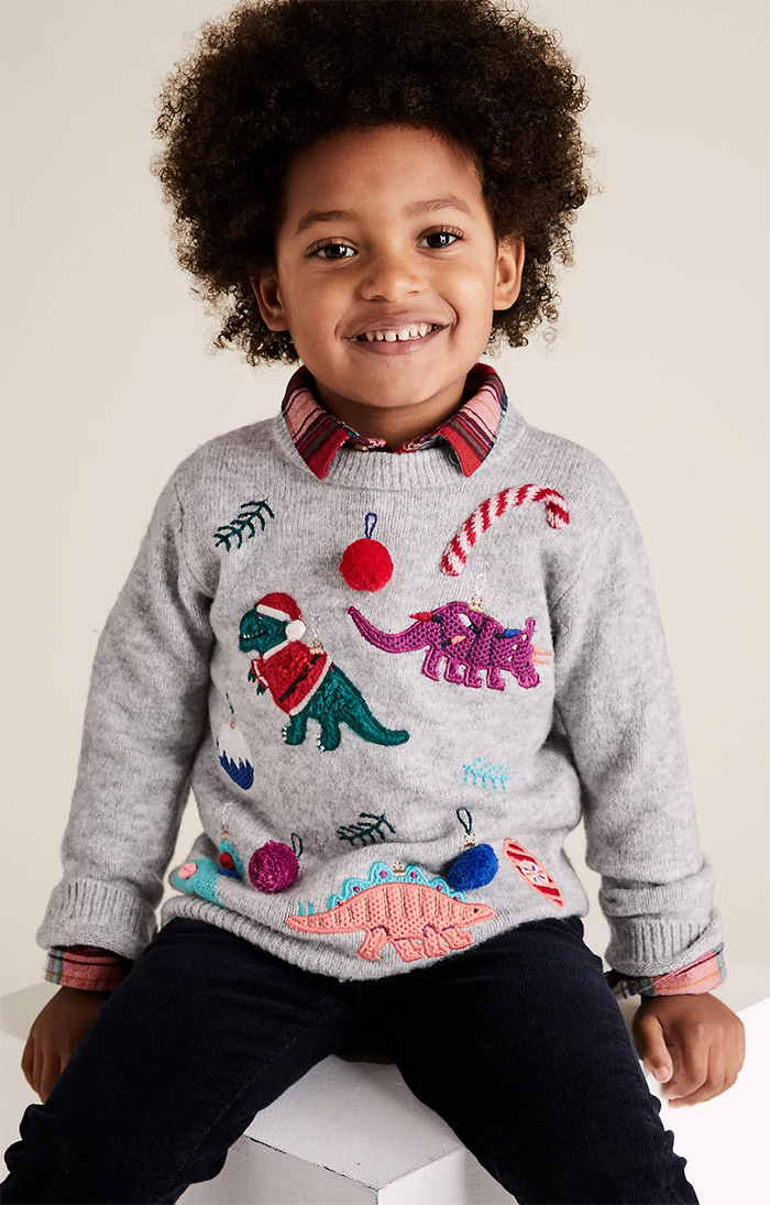 Christmas Jumpers for under 5. Little Boys Christmas Jumpers 2020. Best Christmas Jumpers for little Boys 2020. Christmas Jumpers for Young Kids 2020. Marks and Spencers Christmas Jumpers 2020. Christmas Gift ideas for little boys 2020. Primary School Christmas Jumpers 2020.