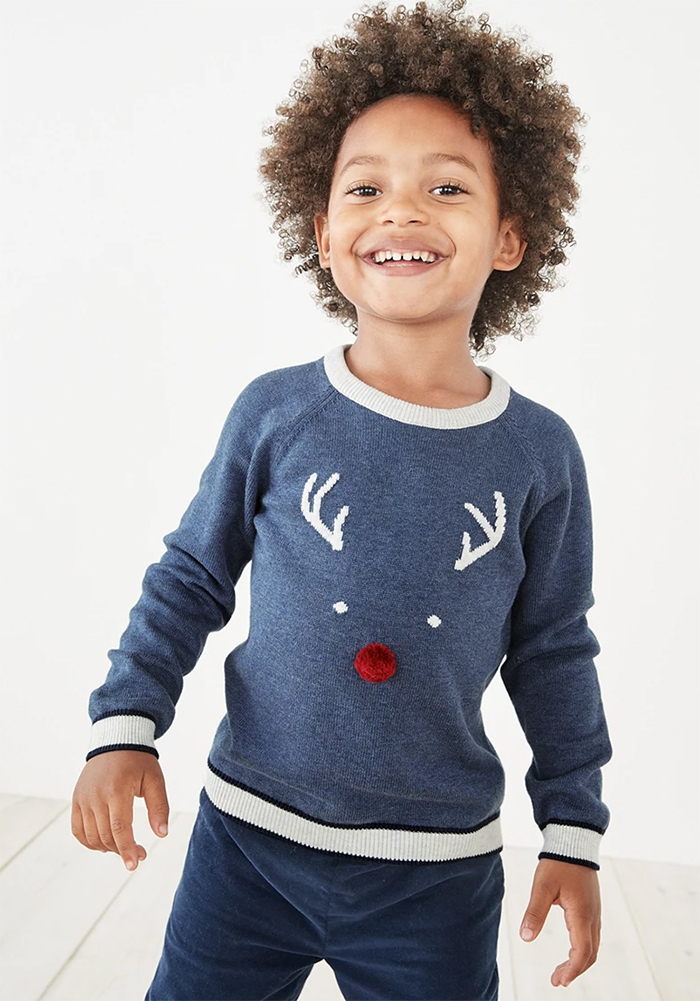 Best Christmas Jumpers for little boys 2020. Winter Jumpers for little Boys 2020. Christmas Jumpers for kids 2020. Best Christmas Jumpers 2020. Christmas Gifts for little boys 2020. The White Company Christmas Jumpers 2020. Christmas Gifts for young boys 2020.