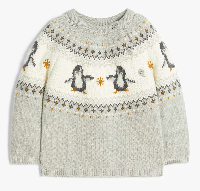 Christmas Jumpers for Babies 2020. John Lewis Christmas Jumpers 2020. Christmas Jumpers for little kids. Penguin Christmas Jumper 2020. Christmas Jumpers for Tots 2020. Best Christmas Jumpers for new borns 2020. Christmas Gifts for Young Kids 2020. Christmas Sweater Christmas Gifts. Christmas jumpers for young babies 2020. Babies First Christmas Jumper.