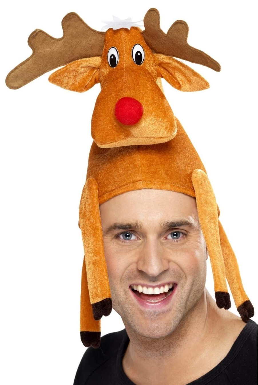 The Best Christmas Hats 2019. Reindeer Hats 2019. Funny Christmas 2019. Christmas Party Outfit ideas 2019. Christmas Hats for the Office Party 2019. Christmas Jumper Day 2019. Best Christmas outfits. Secret Santa Gifts 2019.