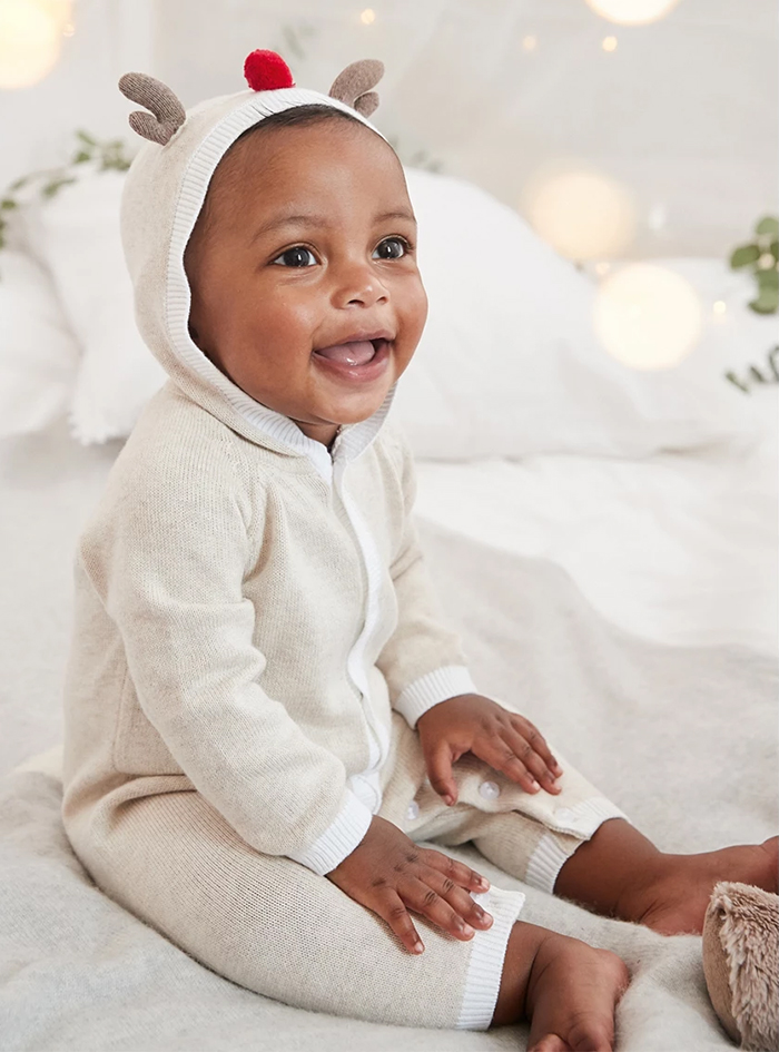 Christmas Jumpers for Babies 2020. The White Company Christmas Jumpers 2020. Christmas Jumpers for little Girls 2020. Christmas Jumpers for New Borns 2020. Best Christmas Jumpers. Christmas Gifts for New Borns 2020. Christmas Sweater Christmas Gifts. Christmas jumpers for young babies. Babies First Christmas Jumper.