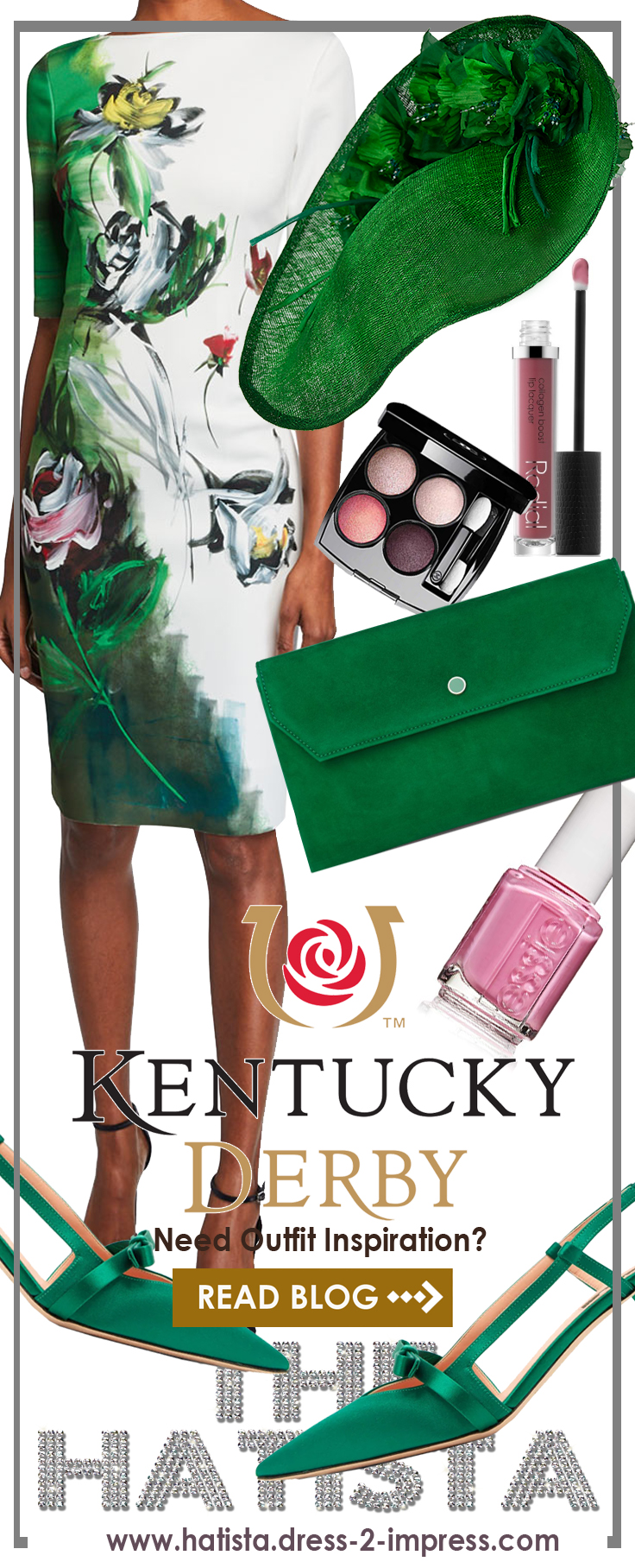 Kentucky Derby outfit ideas. Floral Dresses for the Kentucky Derby. What to wear for the Kentucky Derby. What to wear to the Races. Kentucky Derby Dresses. Kentucky Derby Hats. #kentuckyderby #ootd #outfitideas