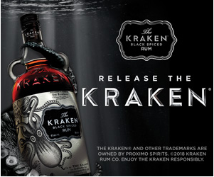 Buy Kraken Rum online. Kraken Dark Rum. Best Dark Rum. Rum for Christmas Party. Best Rum for New Years Eve Party. Best Rum for a 1920s theme party. Best drinks for 1920s theme party. Great Gatsby Party Drinks