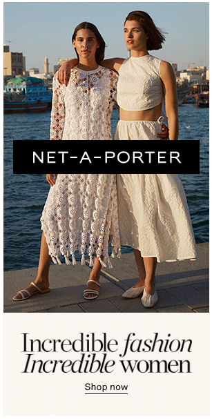 Shop New Season Womens Clothes. Best Deals on Designer Ladies Clothes. Net a Porter Fashion.