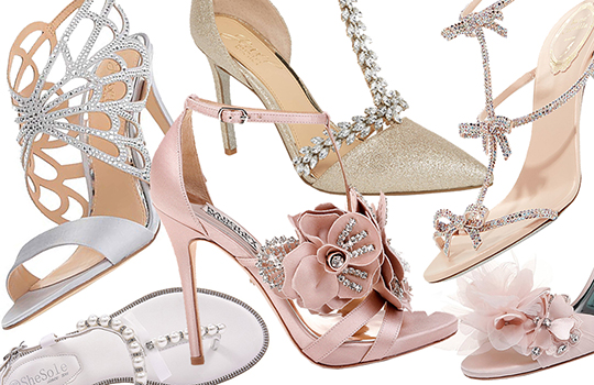 The Best Bridesmaids Shoes. Bridal Shoes. Bridesmaids Shoes for Summer Weddings. Bridesmaids outfits.