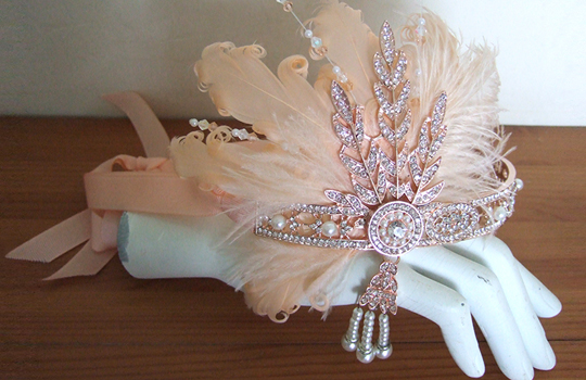 Best 1920s Party Accessories - Headbands, Shoes, Bags, and Jewellery.