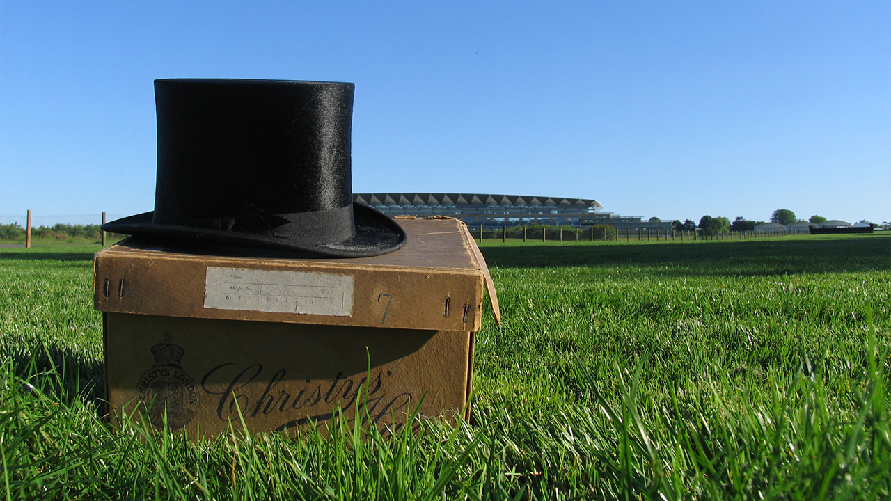 Top Hat Hire for Royal Ascot. Royal Ascot Top Hats. Finding Top Hats for Royal Ascot. Where can you find a Silk Top Hat.