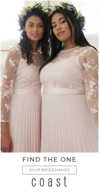 Bridesmaids Dresses from Coast. New Season Bridesmaids Dresses. Best Bridesmaids Dresses