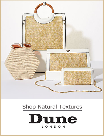 Best Woven Bags. Straw Bags. Celebrate texture this Summer with a mix of woven, wicker and rustic materials across shoes and accessories. Wearable and comfortable, a raffia sandal and basket bag will exude confidence and style.