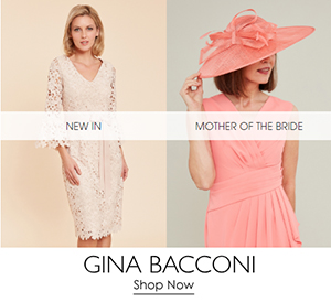 Mother of the Bride Dresses from Gina Bacconi. New Season Mother of the Bride Dresses. Best Mother of the Bride Dresses