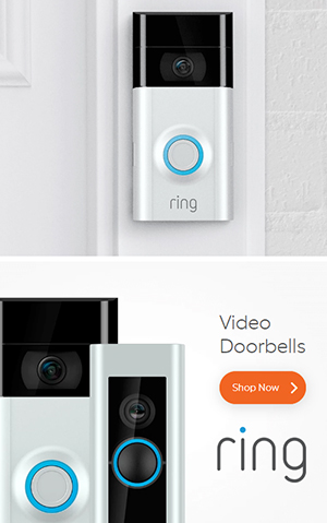 Ring Doorbells, Smart Doorbells, Ring Home Security, Deals on Ring Doorbells.