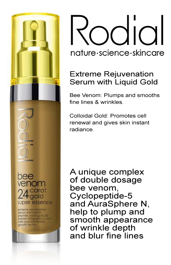 Rodial Skin Care. Rodial Bee Venom. Rodial Beauty Products. Anti Ageing Skin Care. Rodial Anti Ageing Skin Care.