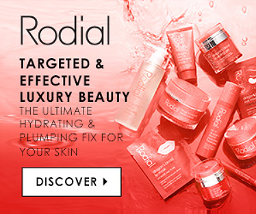 Rodial Skincare. Rodial Anti Age Serums. Rodial Make Up. Rodial Skin Care Range