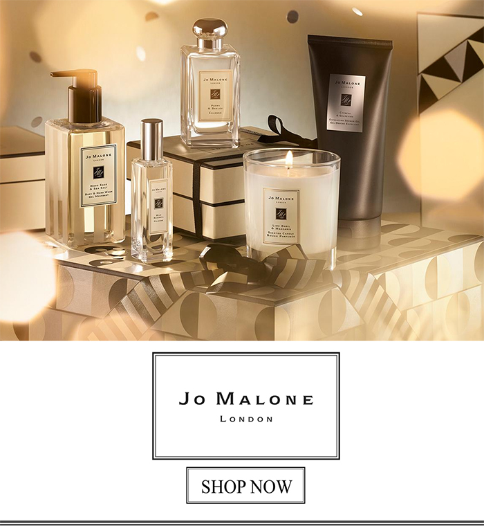 Best Scents from Jo Malone. New Perfumes from Jo Malone. Jo Malone Gift ideas 2020. Jo Malone Christmas Gifts.