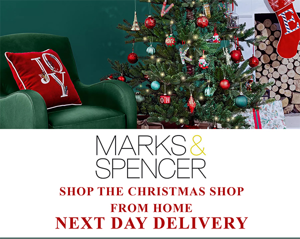 Marks and Spencers Online 2020. Marks and Spencers Christmas Shop 2020. Shop from Marks and Spencers. Order from Marks and Spencers.