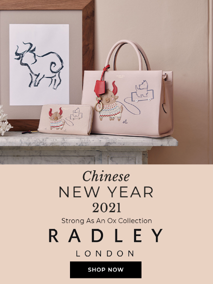 Radley Bags 2021. Spring Summer Handbags 2021. Radley Bags for 2021. Buy Radley Bags online 2021.