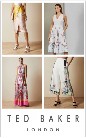 Ted Baker Womens Clothes 2020. Shop Ted Baker online 2020. Ted Baker Fashion 2020. Ted Baker Womenswear 2020.