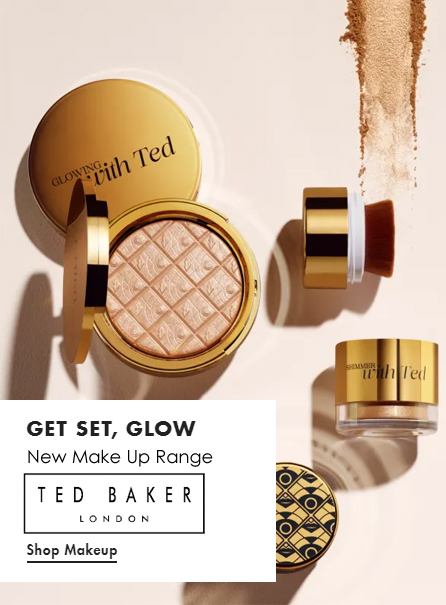 Make Up from Ted Baker. New Season Make Up from Ted Baker. Natural Look Make Up from Ted Baker. Top Brand Cosmetics.