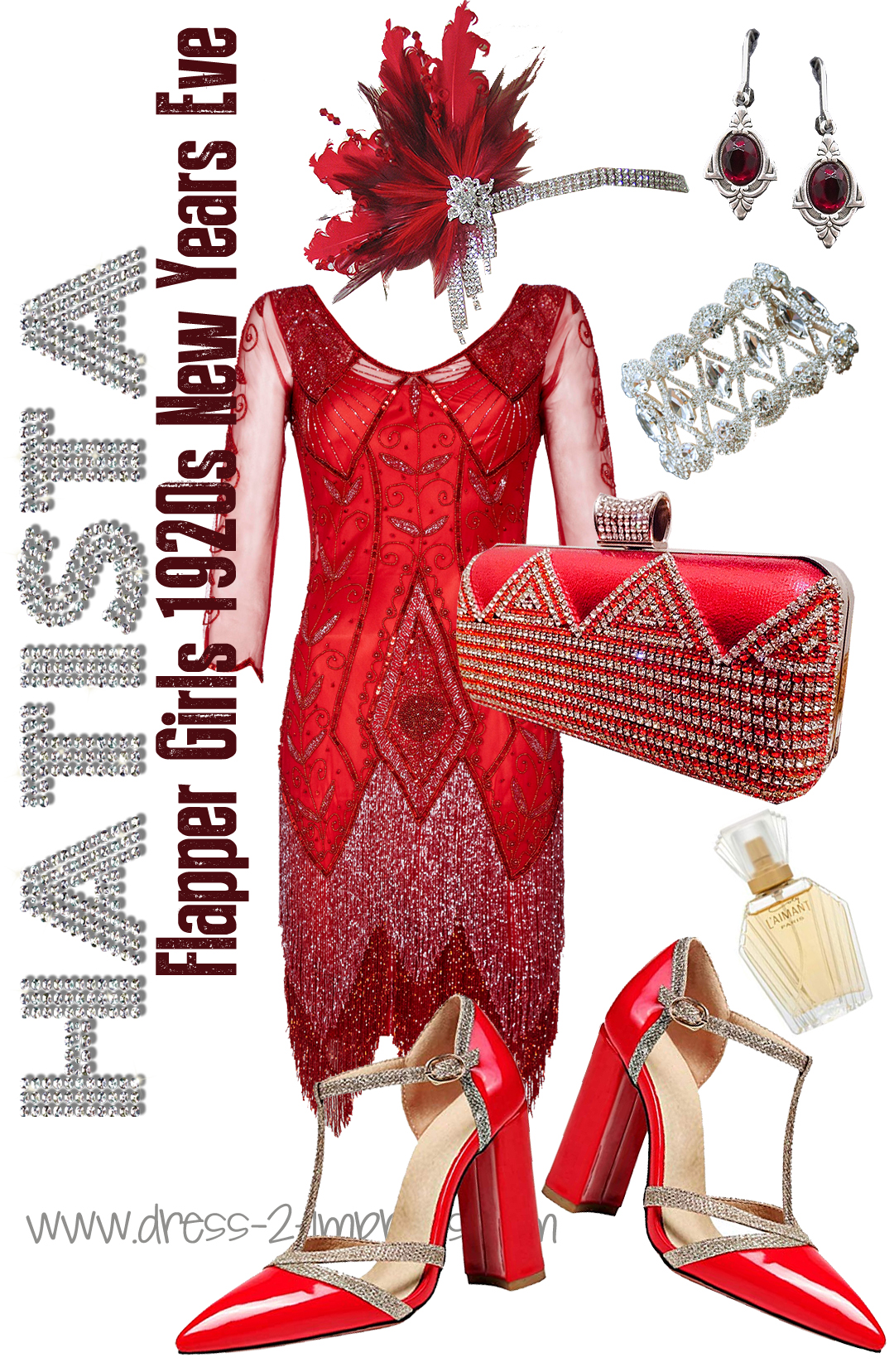 1920s fashion flappergirls outfits red outfit inspiration what to wear to a gatsby