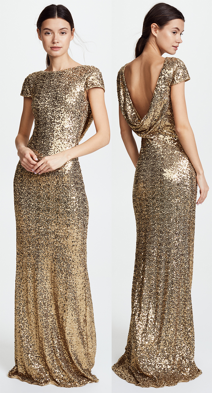 Mardi Gras Wedding ideas. Mardi Gras outfits. Gold Sequin Bridesmaids Dress. Sequin Evening Dresses. Mardi Gras Bridesmaids Girls Dresses. Mardi Gras Ideas. Planning a Mardi Gras Wedding